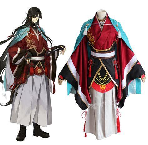 Touken Ranbu Doutanuki Masakuni Costume Anime anime touken ranbu izuminokami kanesada