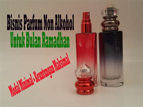 paket usaha parfum  alkohol  ramadhan
