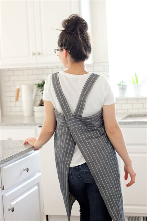 sewing cross back apron cross back apron sewing happiness book review