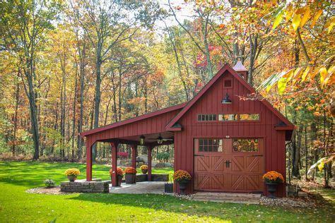 grand victorian single bay garage   barn yard