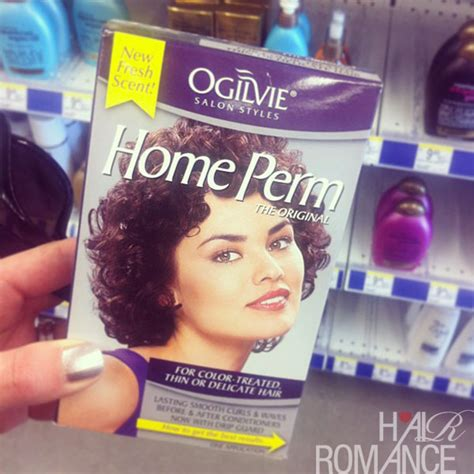 home perm would you you hair