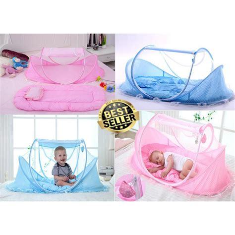 Kl09 Kelambu Bayi Musik Series 3in1 Dengan Kasur Dan Bantal 28fp kelambu bayi 3in1 dilengkapi bantal kasur dan musik