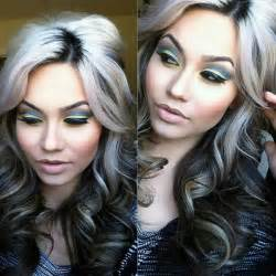 black lowlights in white gray hair white grey highlights new hair ideas pinterest