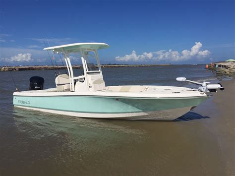 small boats for sale san antonio used 2016 robalo 246 cayman san antonio tx 78154