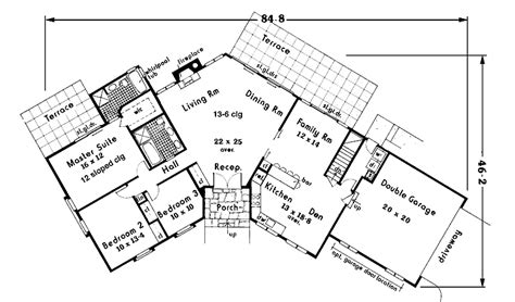 U Shaped Ranch House Plans U Shaped Ranch House Plans 21 Photo Gallery House Plans 68480