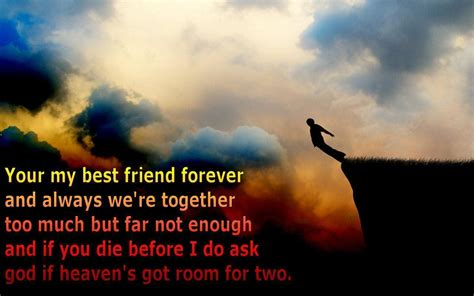Kaos Best Friend Forever free wallpapers quotes wallpaper cave