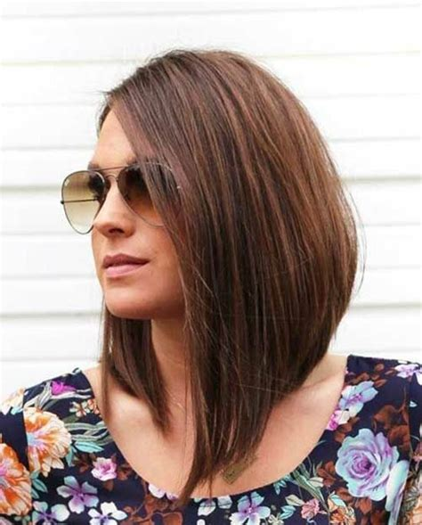 29 Inverted Bob Haircuts and Hairstyle Ideas
