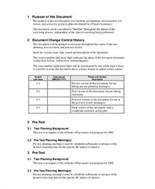 continuity template business continuity plan 9 free pdf word