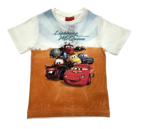 Tshirt Cars lightning mcqueen t shirts uk sweater jacket