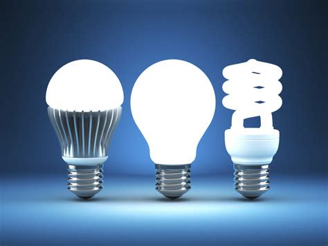 Led Vs Cfl Vs Incandescent Light Bulbs Continued Led Light Bulb Vs Fluorescent