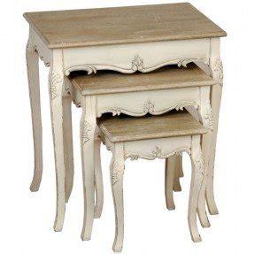 provincial nesting tables provincial nesting tables modern coffee tables