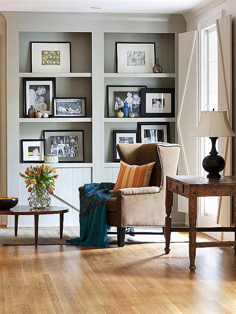 black built ins a calm home while decorating with color pattern the
