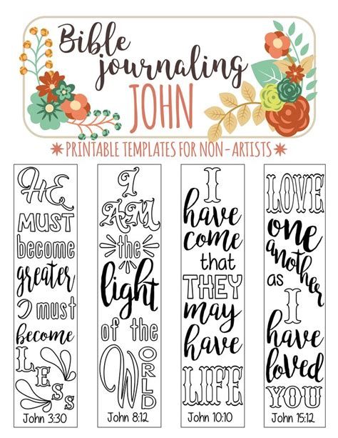 1670 Best Images About Bible Doodle On Pinterest Proverbs Faith Bible And Scriptures Free Bible Journaling Templates