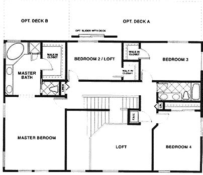 house plans with master suite on second floor canada hills floor plan canada hills model