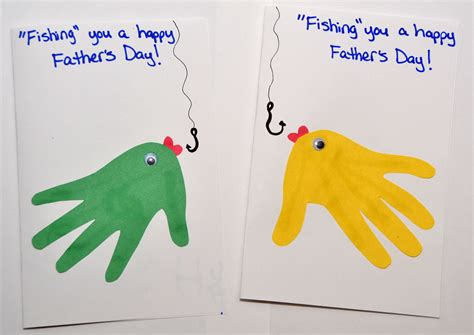 day crafts 5 easy fathers day crafts for