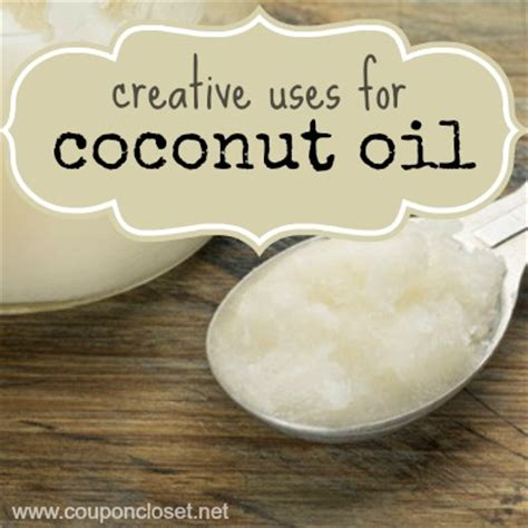 coconut oil before bed 15 uses for coconut oil one crazy mom