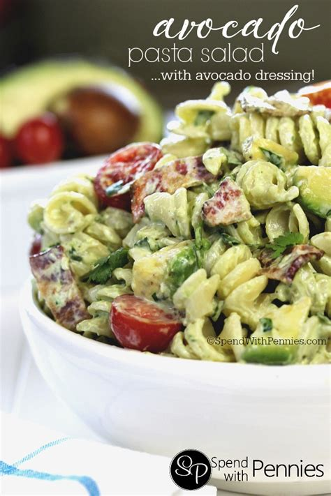 pasta salad recipes the idea room