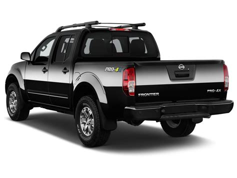 nissan frontier 2017 image 2017 nissan frontier crew cab 4x4 pro 4x auto