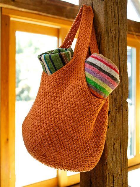 knitting pattern knitting bag 441 best knitting bags images on pinterest crochet