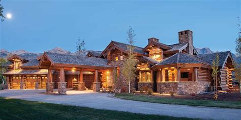 Handcrafted Log Home Builders - handcrafted log homes mlled logs hewn logs