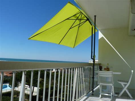 parasol rectangulaire inclinable pas cher parasol de balcon inclinable vetement fille pas cher