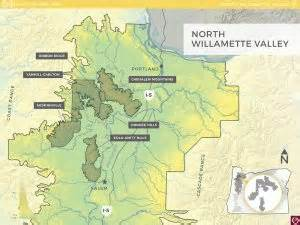 oregon wine map willamette valley mini seminar differences willamette valley wineries