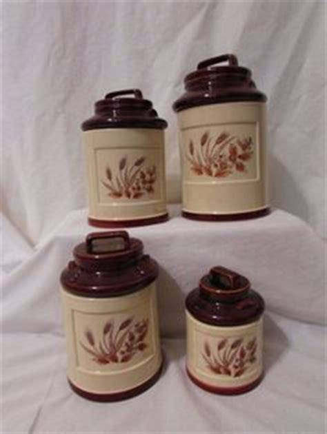 sango nova brown 4 piece kitchen canister set by sango sango nova brown 4 piece kitchen canister set by sango