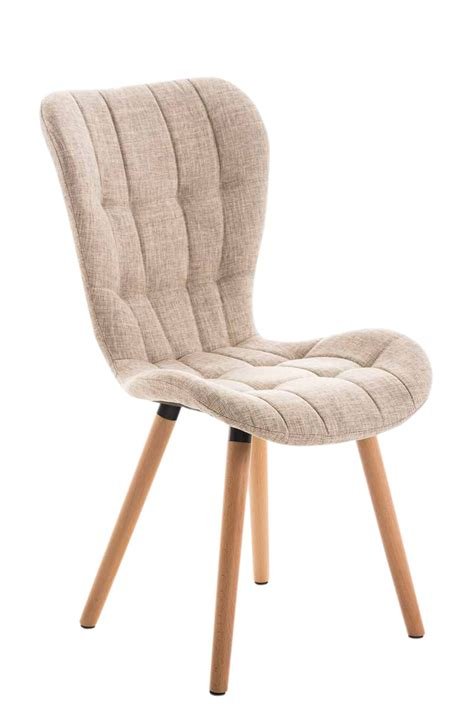 Fabric Seat Covers For Dining Chairs Dining Chair Elda Tweed Covers Fabric Lounger Seat Wood Legs Solid Ebay