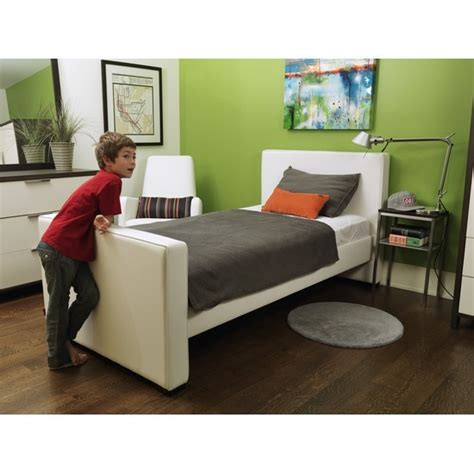Bugaboo Footboard by Monte Design Dorma Bed With High Headboard And Low
