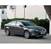 Mondeo Sedan / 4th Generation Facelift Ford