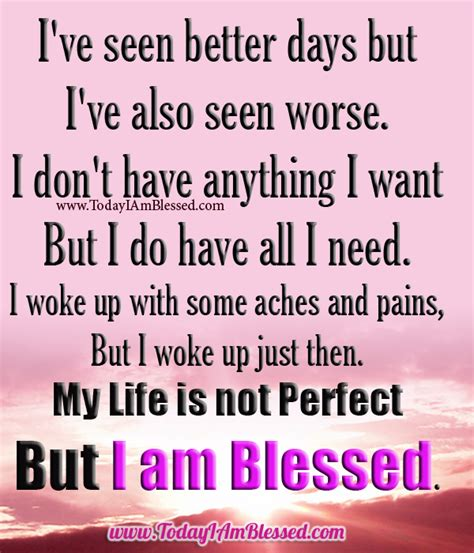 quotes and sayings blessed are blessed life quotes quotesgram