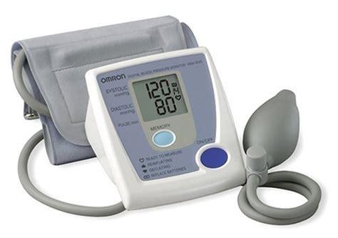 manual blood pressure monitors personal health monitor