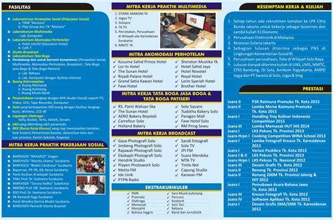 desain brosur di solo brosur ppdb 2015 smk negeri 7 surakarta