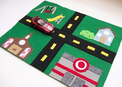 Pink Car Play Mat by Make Some Road Play Mats With Frequented Places Target Starbucks Aquarium Etc They Can Play