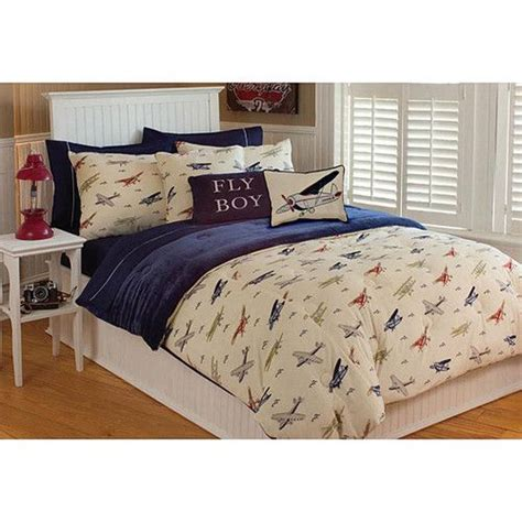 airplane bedding sets