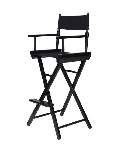 Counter Height Directors Chair by Trademark Innovations Counter Height Wooden Director S