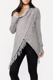 Draped Cardigan Love Stitch Farah Shawl Cardigan From California By