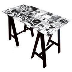 plateau en verre pour bureau bureau enfant ado adultes bureau et mobilier pour