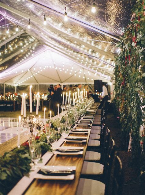 Elegant Fall Backyard Wedding and very organic & natural
