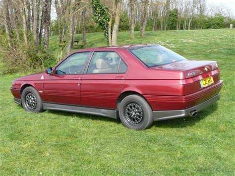 alfa romeo 164 q4 lhd price reduced sold 1995 on car
