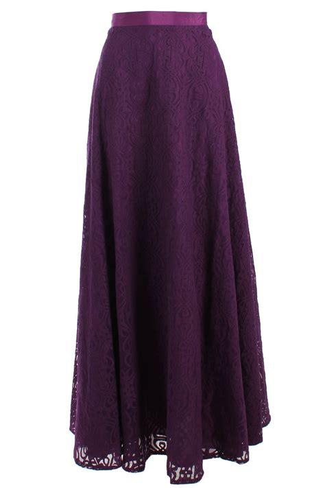 pin purple skirt on veengle on