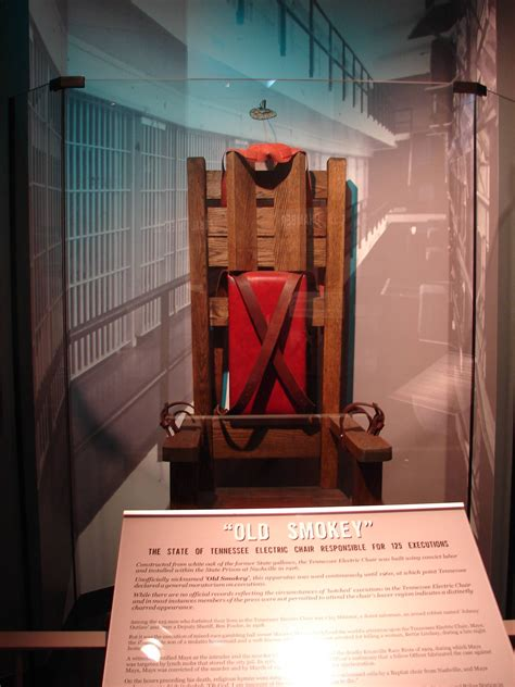Real Electric Chair The Gallery For Gt Electric Chair Execution Real