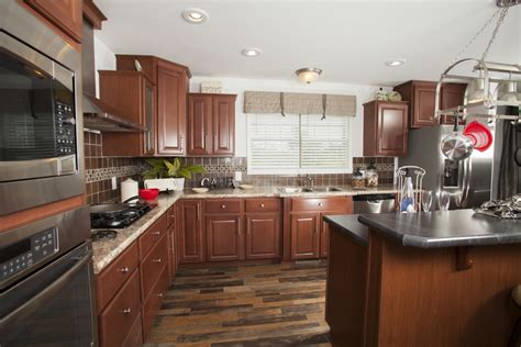 kitchen in the manhattan hr137a pennwest ranch modular commodore homes of pennsylvania pg306a pinecrest