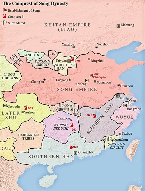 The Of A Dynasty song conquest of northern han