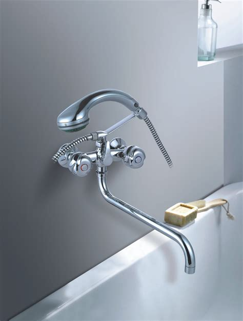 Install Faucet Bathroom by Install Bathroom Faucet Mm Modern Chrome Wall Mounted