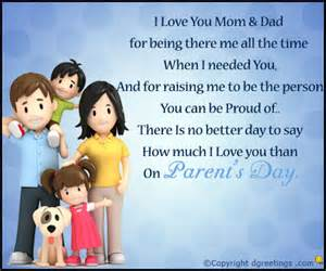 parents day you card