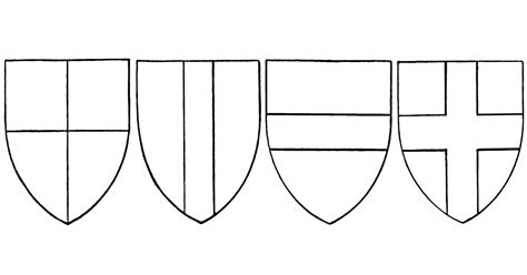 Coat Template by Coat Of Arms Templates S Whimsy