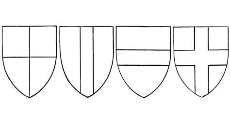 coat of arms template coat of arms templates s whimsy