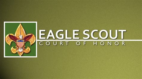 eagle scout court of honor program template 77 best images about eagle scout court of honor on