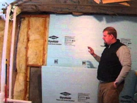 best way to insulate a basement best 25 basement insulation ideas on